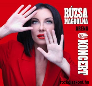 Rúzsa Magdolna - Aréna koncert (2018) CD+DVD