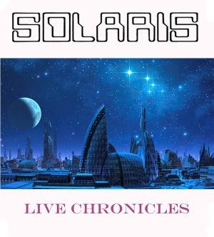 Solaris - Live Chronicles (Vinyl) LP