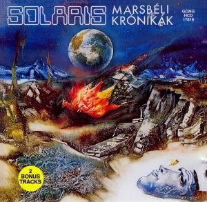 Solaris - Marsbéli krónikák - The Martian Chronicles (1995 remaster) CD