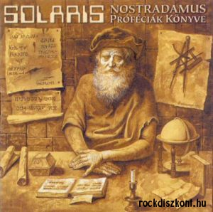 Solaris - Nostradamus - Próféciák Könyve - Book Of Prophecies CD