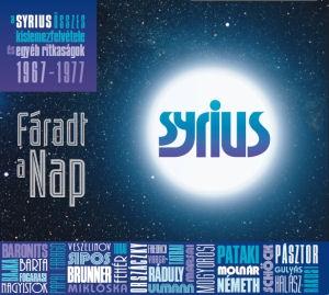 Syrius - Fáradt a Nap - A Syrius összes kislemezfelvétele és egyéb ritkaságok 1967-1977 - CD