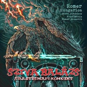 Sziva Balázs - Születésnapi koncert CD