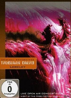 Tangerine Dream - Loreley: Live Open Air Concert 2008 - DVD