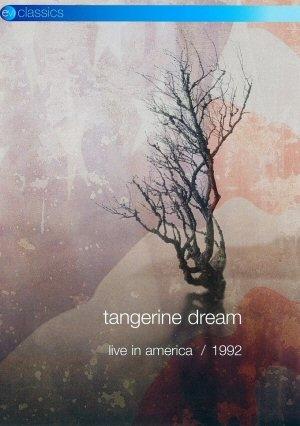 Tangerine Dream - Live In America 1992 DVD