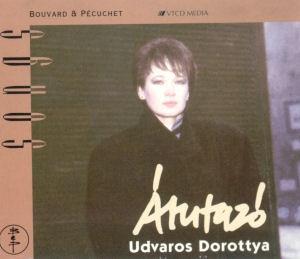 Udvaros Dorottya - Dés-Bereményi: Átutazó (Limited Edition) CD