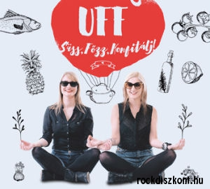 UFF - Süss, főzz, konfitálj! CD