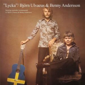 Björn Ulvaeus & Benny Andersson - Lycka (Vinyl) LP