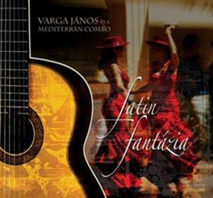Varga János és a Mediterrán Combo - Latin fantázia CD