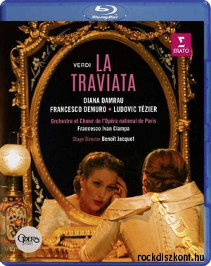 Verdi: La Traviata Blu-ray