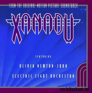 Xanadu - Original Motion Picture Soundtrack (Electric Light Orchestra, Olivia Newton-John) CD