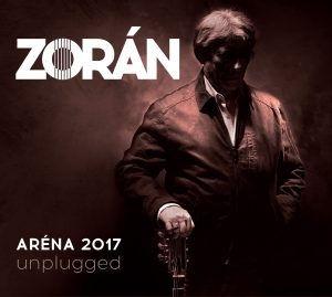 Zorán - Aréna 2017 Unplugged CD