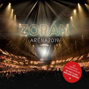 Zorán - Aréna 2019 (Két kiadatlan stúdiófelvétellel) CD