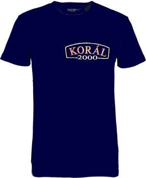 Korál 2000 - póló