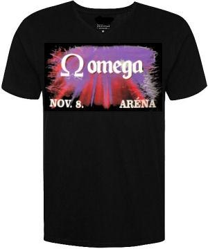 Omega - Aréna 2019. nov. 8. póló