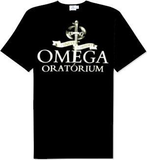 Omega - Oratórium - Zenével a hitért - póló