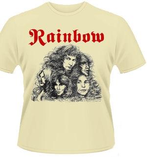 Rainbow - Long Live Rock n Roll póló