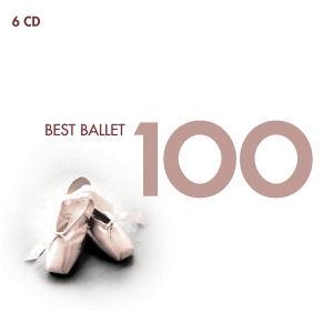 100 Best Ballet - 6CD