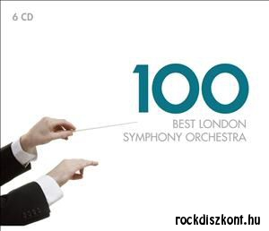 100 Best London Symphony Orchestra 6CD