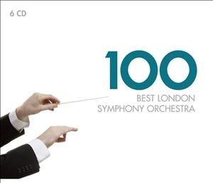 100 Best London Symphony Orchestra 6CD