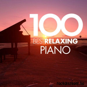 100 Best Relaxing Piano - Various Artists 6CD