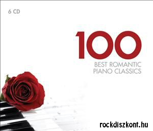 100 Best Romantic Piano Classics 6CD