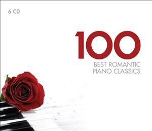 100 Best Romantic Piano Classics 6CD
