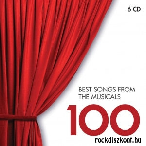 100 Best Songs from the Musicals 6CD