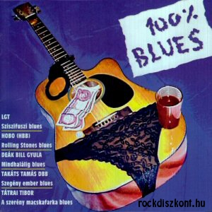 100% blues - Válogatás CD