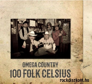 100 Folk Celsius - Omega Country CD