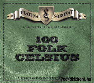 100 Folk Celsius - Platina CD