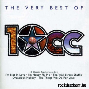 10Cc - The Very Best Of 10Cc CD