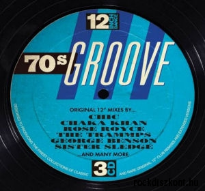 12 Inch Dance: 70s Groove - Various Artists 3CD