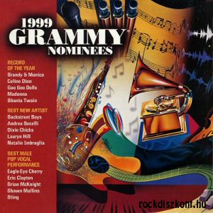 1999 Grammy Nominees - Various Artists CD