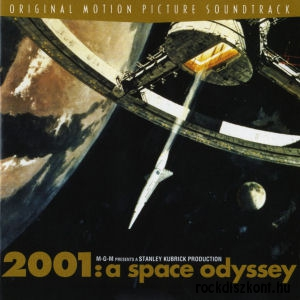 2001: A Space Odyssey - Original Motion Picture Soundtrack CD
