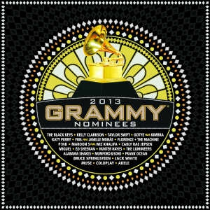 2013 Grammy Nominees - Various Artists CD