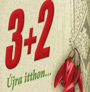 3 + 2 - Újra itthon CD
