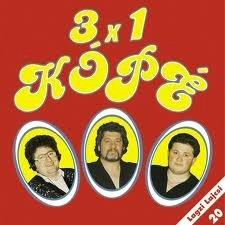 3x1 Kópé CD
