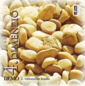 4 Dimenzió - Demo (második kiadás) CD