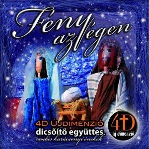4D Új Dimenzió - Fény az égen CD