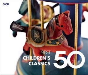 50 Best Children's Classics - Various Artists 3CD
