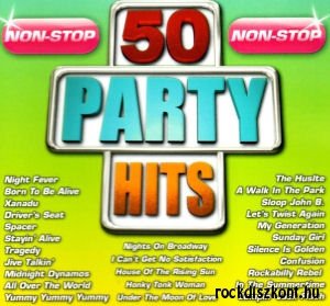 50 Party Hits Non-Stop - Various Artists CD
