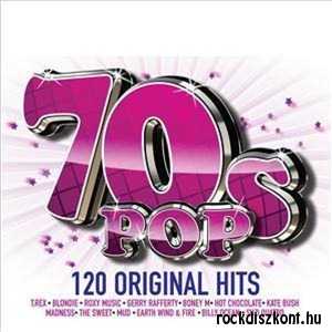 70s Pop - 120 Original Hits - 6CD Box set