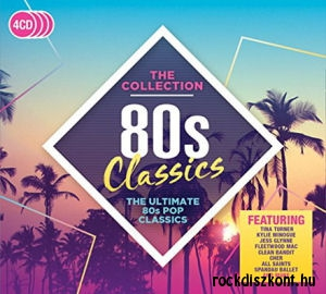 80s Classics: The Collection - 80s Pop Classics - Various Artists 4CD