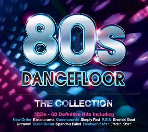 80s Dancefloor: The Collection - 60 Definitive Hits Including 3CD