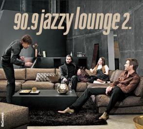 90.9 Jazzy Lounge 2. - Válogatás CD