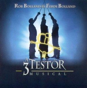 A 3 testőr - Musical CD