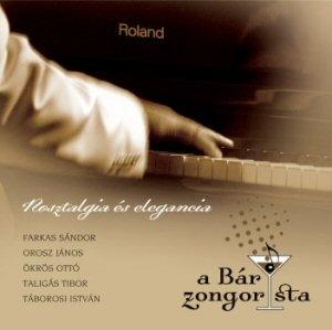 A Bárzongorista 3. - Nosztalgia és elegancia 2CD