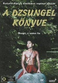 A Dzsungel Könyve (1942) amerikai kalandfilm - DVD