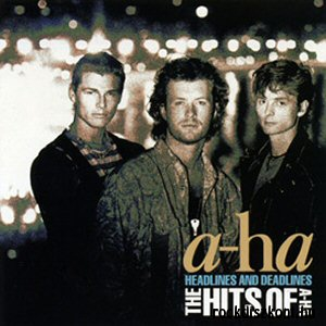 A-ha - Headlines and Deadlines: The Hits of A-ha (Vinyl) LP