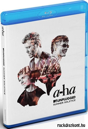 A-ha - MTV Unplugged: Summer Solstice (Blu-ray)